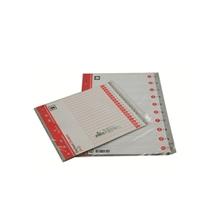 รูปภาพของ อินเด็กซ์พลาสติก PVC ตราช้าง 321 A4 (1-10) สีเทา
