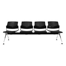 รูปภาพของ เก้าอี้แถว 4 ที่นั่ง โมโน Glider GD4 PP