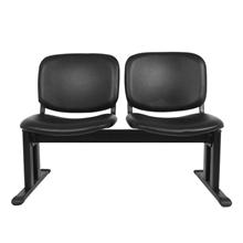 รูปภาพของ เก้าอี้แถว 2 ที่นั่ง โมโน Premier PM2 หนังเทียม