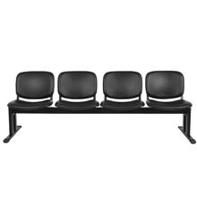 รูปภาพของ เก้าอี้แถว 4 ที่นั่ง โมโน Premier PM4 หนังเทียม