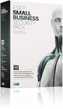 รูปภาพของ โปรแกรมป้องกันไวรัส ESET Small Business Security Pack 10