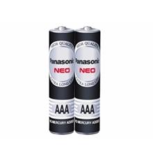 ถ่านคาร์บอนซิงค์ AAA ถ่านพานาโซนิค NEO R03NT/2SL AAA (1x2ก้อน) NEO