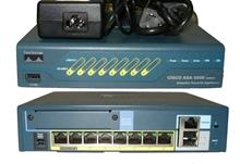 รูปภาพของ ไฟร์วอลล์ Cisco ASA 5505 Appliance with SW, 10 Users, 8 ports, 3DES/AES