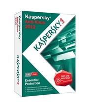 รูปภาพของ โปรแกรมป้องกันไวรัส Kaspersky Anti-Virus  2012 (1 User)