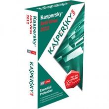 รูปภาพของ โปรแกรมป้องกันไวรัส Kaspersky Anti-Virus  2012 (3 Users)