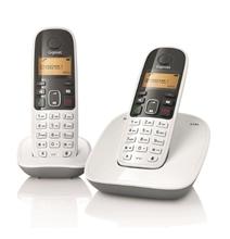 รูปภาพของ โทรศัพท์ไร้สาย Siemens Gigaset A490 Duo สีขาว