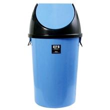 รูปภาพของ ถังขยะกลมฝาสวิง สแตนดาร์ด RW9294 (75 ลิตร) คละสี