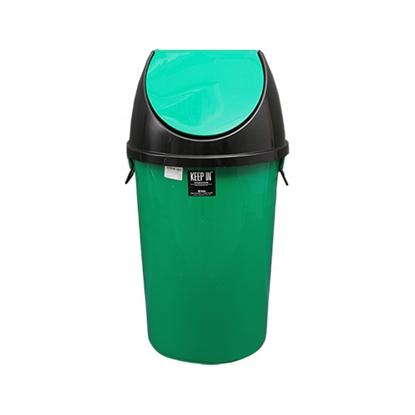 รูปภาพของ ถังขยะกลมฝาสวิง สแตนดาร์ด RW9292 (20 ลิตร) คละสี