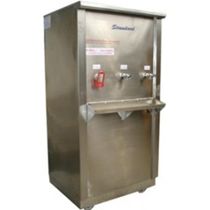 รูปภาพของ เครื่องทำน้ำร้อนน้ำเย็นสแตนเลส  ยี่ห้อ STANDARD รุ่น S300-C2-H1 ต่อตรงท่อปะปา 3 หัวก็อก