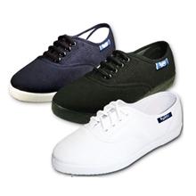 รูปภาพของ รองเท้าผ้าใบ BUDDY รุ่น 102 Size 41 สีขาว