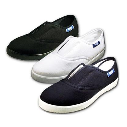 รูปภาพของ รองเท้าผ้าใบ ยางยืดตรงกลาง ชาย ยี่ห้อ BUDDY รุ่น 3 - 201