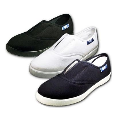 รูปภาพของ รองเท้าผ้าใบ ยางยืดตรงกลาง หญิง/ชาย ยี่ห้อ BUDDY รุ่น AS 101