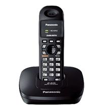 รูปภาพของ โทรศัพท์ไร้สายพานาโซนิค KX-TG3600BXB สีดำ