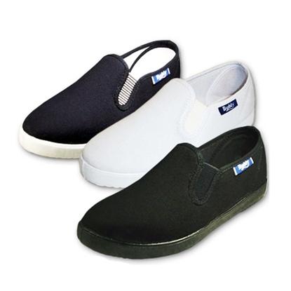 รูปภาพของ รองเท้าผ้าใบ ยางยืดด้านข้าง หญิง/ชาย ยี่ห้อ BUDDY รุ่น AS 113