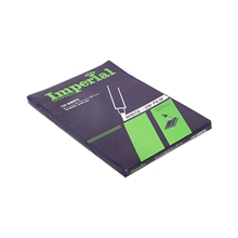 รูปภาพของ แผ่นใสชนิดเขียน อิมพีเรียล 100MC A4(กล่อง 100 แผ่น)