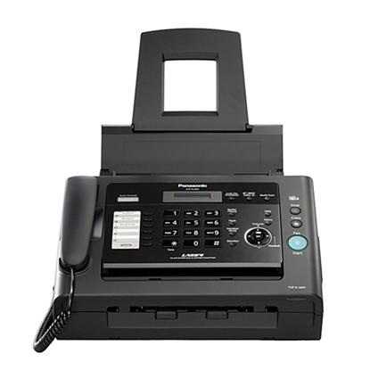 รูปภาพของ เครื่องโทรสารกระดาษธรรมดา พานาโซนิค KX-FL422CX ดำ