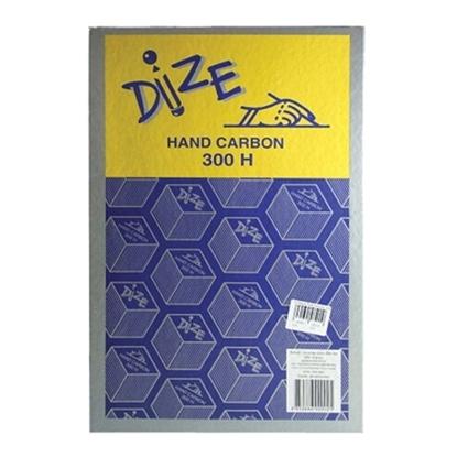 รูปภาพของ กระดาษคาร์บอน DIZE 300 H สีน้ำเงิน