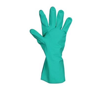 รูปภาพของ ถุงมือไนไตร สีเขียว รุ่น N40 ความยาว 13 นิ้ว