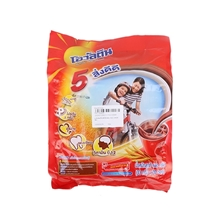 เครื่องดื่มช็อคโกแลต เครื่องดื่มช็อกโกแลตโอวัลติน  3 in 1 (แพ็ค 20 ซอง) โอวัลติน