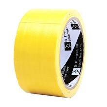 """รูปภาพของ เทปผ้า ใบโพธิ์ 2""""x8y สีเหลือง"""