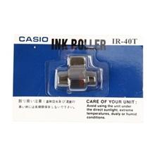 รูปภาพของ ผ้าหมึกอิงค์โรลเครื่องคิดเลข คาสิโอ IR-40T ดำ/แดง