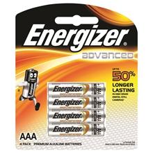 รูปภาพของ ถ่านอีสแควร์แอดแวนส์ Energizer X92   RP4 AAA  (แพ็ค 4 ก้อน)