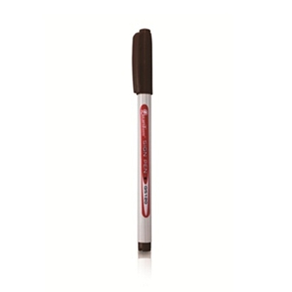 รูปภาพของ ปากกาสีเมจิก ควอนตั้ม QS120 สีน้ำตาล