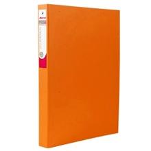 รูปภาพของ แฟ้ม 2 ห่วง ตราม้า H-925 F/C ขนาดห่วง 25 มม. สีส้ม