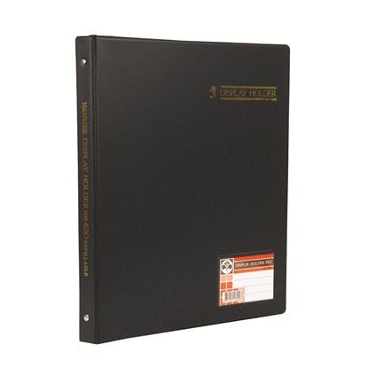 รูปภาพของ แฟ้มโชว์ 3 ห่วง นานมี NM-620 A4 สีดำ