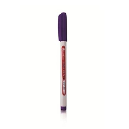 รูปภาพของ ปากกาสีเมจิก ควอนตั้ม QS120 สีม่วง