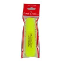 รูปภาพของ ปากกาเน้นข้อความ เฟเบอร์-คาสเทลล์ FLUORESCENT    สีเหลือง