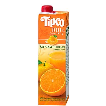 รูปภาพของ น้ำส้มสายน้ำผึ้ง TIPCO 1 ลิตร