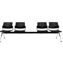 รูปภาพของ เก้าอี้แถว 4 นั่ง โมโน GLIDER GD4/HT, LT, RT PP