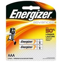 รูปภาพของ ถ่านอีสแควร์ลิเธียม ENERGIZER X92 RP2 AAA(แพ็ค 2 ก้อน)