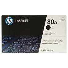 รูปภาพของ ตลับหมึกโทนเนอร์ HP 80A (CF280A)BK