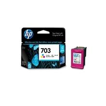 รูปภาพของ ตลับหมึกอิงค์เจ็ท Inkjet Cartridge HP703 (CD888AA) 3 สี