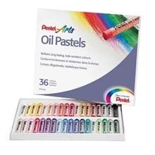 รูปภาพของ สีชอล์ค Pentel 36 สี