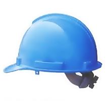 รูปภาพของ หมวกนิรภัย รุ่น S-Guard S-1R (รองในแบบปรับหมุน) สีฟ้า