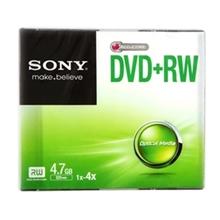 รูปภาพของ แผ่น DVD+RW โซนี่ 4.7 GB/4X