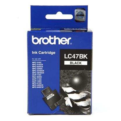 รูปภาพของ ตลับหมึกอิงค์เจ็ท Inkjet Cartridge บราเดอร์ 47BK ดำ