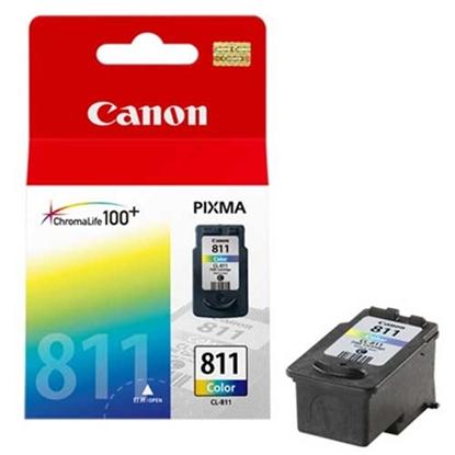 รูปภาพของ ตลับหมึกอิงค์เจ็ท Inkjet Cartridge CANON  CL-811 3สี