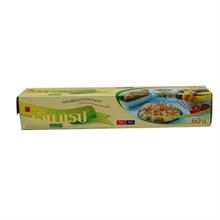 รูปภาพของ ฟิล์มหุ้มอาหาร M Wrap 30ซม.x 60ม. (แพ็ค 6 กล่อง)