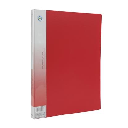 รูปภาพของ แฟ้มโชว์เอกสาร โคมิค NF-40AK(A4) สีแดง