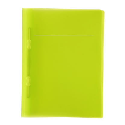 รูปภาพของ แฟ้มเจาะพลาสติก ฟลามิงโก้ 953A A4 เขียว