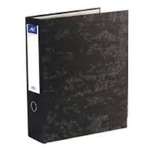 """รูปภาพของ แฟ้มสันกว้าง เอลเฟ่น S105 F4 สัน 2""""สีดำ (แพ็ค 6 เล่ม)"""