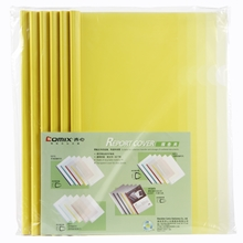รูปภาพของ แฟ้มโชว์สันรูด โคมิค Q310A4 เหลือง(1X6)