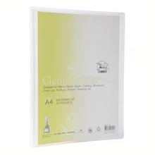 รูปภาพของ แฟ้มโชว์เอกสาร ฟลามิงโก้ 9084-20 23.8x31 ซม. A4 สีขาว