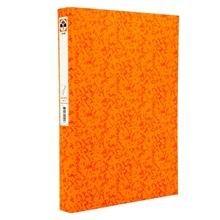 รูปภาพของ แฟ้ม 2 ห่วง ตรานานมี NM-927 F/C ขนาดห่วง 25 มม. สีส้ม