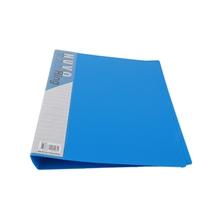 รูปภาพของ แฟ้ม 2 ห่วง ฟลามิงโก้ 901 A4 24x32 ซม. สัน 3.4 ซม. สีฟ้า