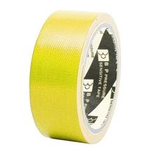 """รูปภาพของ เทปผ้า ใบโพธิ์ 1.5""""x8y สีเหลือง"""